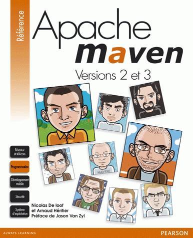 Apache Maven, Version 2 et 3, 2e édition